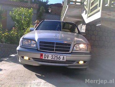 Mercedes-Benz C-Class 2.2 l. 2000 | 196000 km