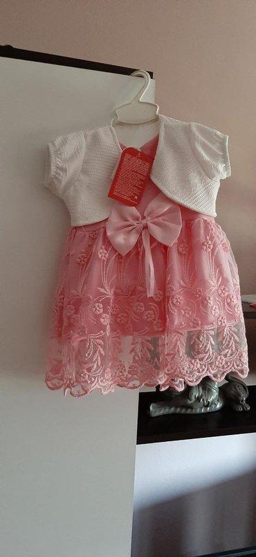 Haljina-sa-rukavotila-duzina-c - Srbija: Nova haljina na prodaji za bebu sa elastinom