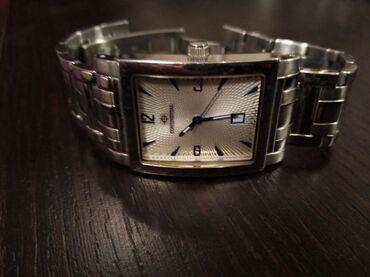 Bentley continental gt 4 v8 - Azərbaycan: Gümüşü Kişi Qol saatları Continental