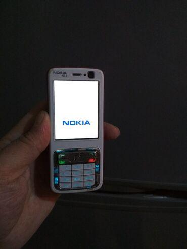 aləm - Azərbaycan: Salam.Nokia N73 modeli satiram.normal ishlekdir.Tek problemi arxa