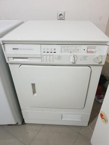 Bosch mašina za sušenje u ispravnom stanju stanje se vidi na slikama