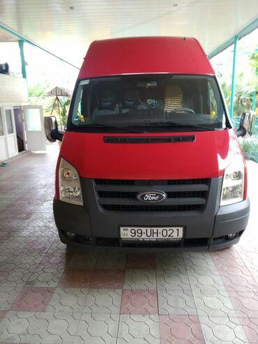 Ford Transit 2.4 l. 2009 | 163273 km