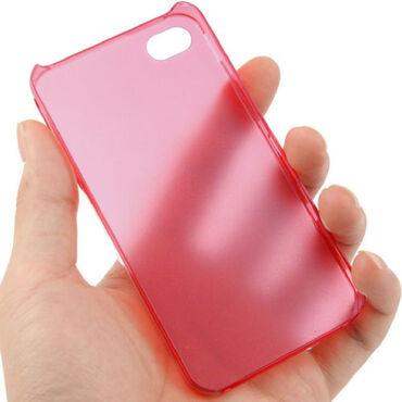 Другие аксессуары для мобильных телефонов - Бишкек: Чехол для iPhone 4 / 4S накладка iGlaze - Представляет собой