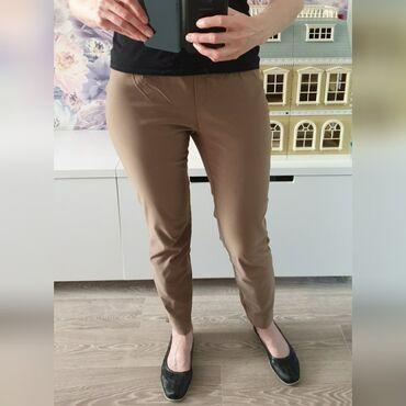 Очень удобные стрейчевые НЕМЕЦКИЕ брюки на эластичной резинке сверху!