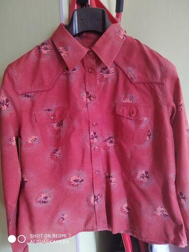 женские вельветовые юбки в Азербайджан: S.Oliver рубашка женская цвет терракотовый