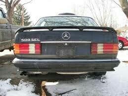 Mercedes-Benz Другая модель 1991 в Бишкек