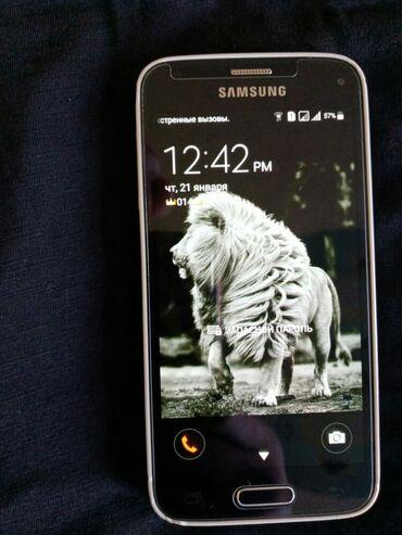 Samsung s 5 - Azərbaycan: İşlənmiş Samsung Galaxy S5 Mini 16 GB qara