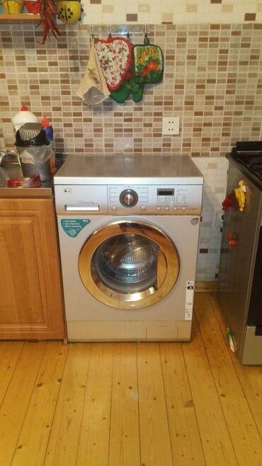 Elektronika Samuxda: Avtomat Washing Machine LG 6 kq