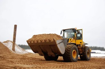 Песок с доставкой по городу Бишкек.песок карьерный Василевский