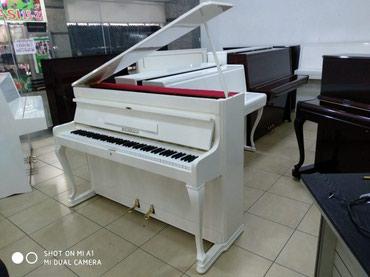 Bakı şəhərində Çexiya istehsalı piano satılır