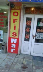 Bakı şəhərində 5 ci mikrorayon qiziltac restoranina yaxin, obyektler sebekesi