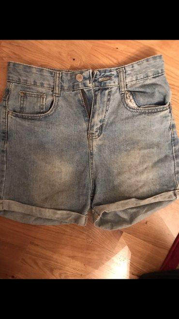 шорты джинсовые в Кыргызстан: Джинсовые шорты!!! стильные очень! 38/40
