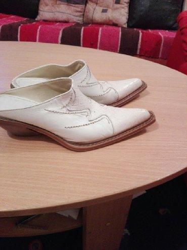 Kaubojke - Srbija: Papuce kaubojke. Br 40