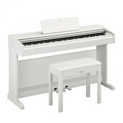 Цифровое пианино Yamaha YDP-144установлен звуковой процессор