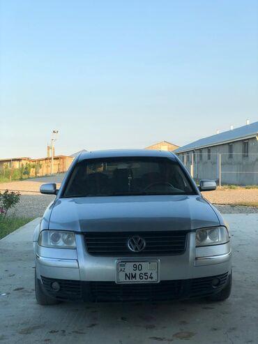 Volkswagen - Azərbaycan: Volkswagen Passat Variant 1.8 l. 2003   234125 km