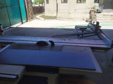 Услуги - Ивановка: Станок мебельная распиловачный