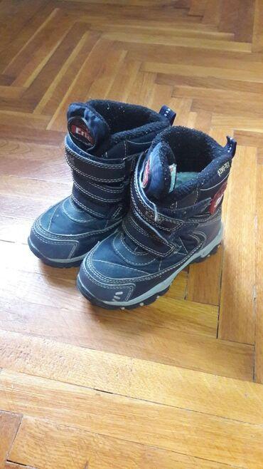 Dečije Cipele i Čizme - Sivac: Čizme za dečake br 24 i 27