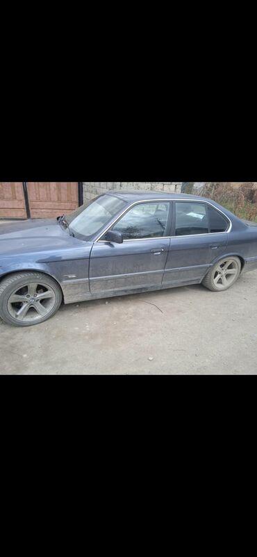 Автомобили - Теплоключенка: BMW 5 series 2.5 л. 1993