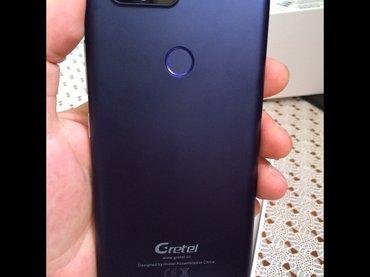 Bakı şəhərində Gretel S55.  Tam yeni telefon yeni madeldi 2017 ci ilde cixib satisa.
