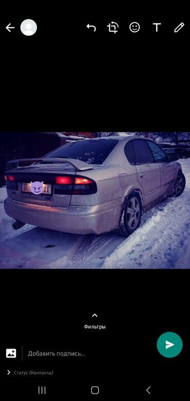 Транспорт - Кок-Ой: Subaru Legacy 2 л. 2000