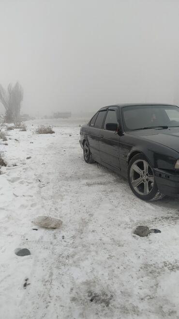 BMW - Зеленый - Бишкек: BMW 5 series 1995