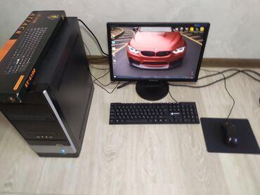 Компьютеры, ноутбуки и планшеты - Бишкек: Срочно! Игровой компьютер! Состояние отличное. Компьютер ни разу не