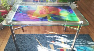 нержавейка столы в Кыргызстан: Стол | Офисный, Для кафе, ресторанов, Кухонный | Нераскладной