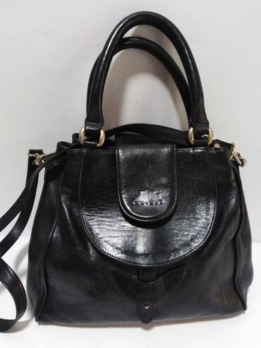 BOS company kožna vrhunska torba izradjena od prirodne fine kvalitetne