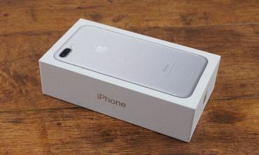 Новый Айфон 7 plus 128 Gb в Бишкек