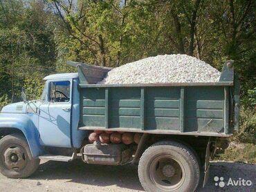 Услуги - Лебединовка: Песок,отсев, щебень, бетонная смесь, чернозем, вывоз строймусора, ЗИЛ