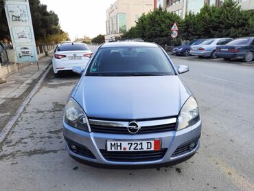 Masin ucun monitor - Azərbaycan: Opel Astra 1.4 l. 2006 | 138500 km