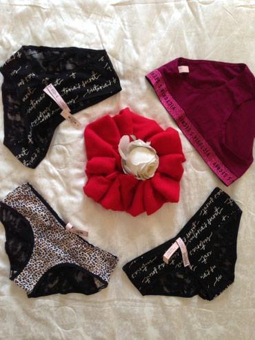 Нижнее белье, Victoria's Secret. 1 шт - 800 сом, размер S в Бишкек