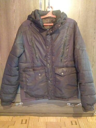 Мужской куртка 50 р.Обмен на 2 л масла растительнего