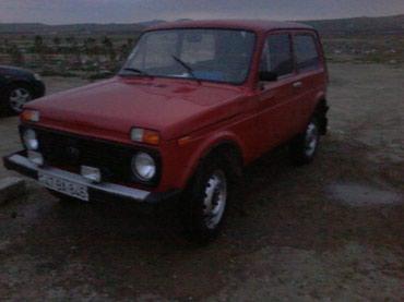 Sumqayıt şəhərində VAZ (LADA) 4x4 Niva 1982
