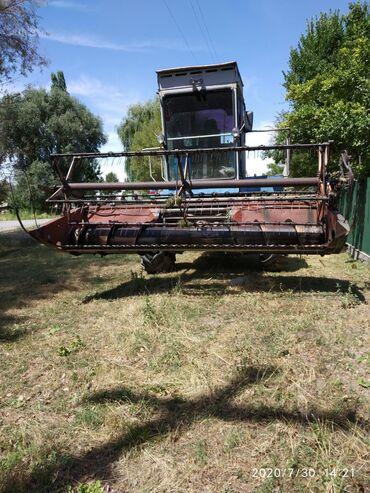 Трактор т 40 цена новый - Кыргызстан: Сено косилка комбайн на подобии немки ешка колеса новые Обмен