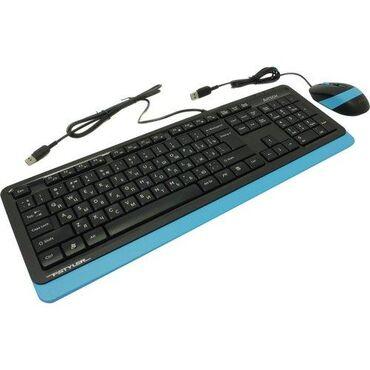 Klaviatura Sican A4Tech F1010Orjinal A4Tech firmasininKeyboard Mouse