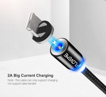 Magnetni usb kabl - punjač za iphone (pročitati opis) - Zrenjanin