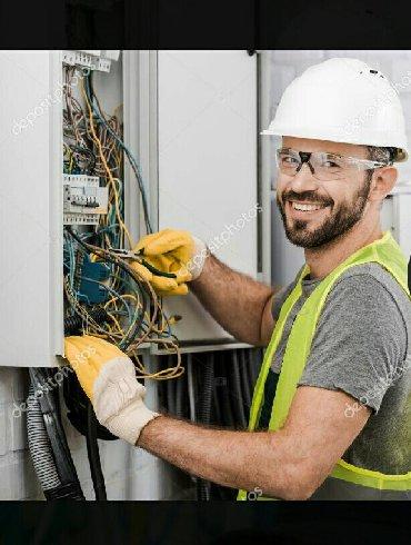 электро монтажная работа в Кыргызстан: ЭЛЕКТРИК! Электро- монтажные работы, любой сложности, качественно