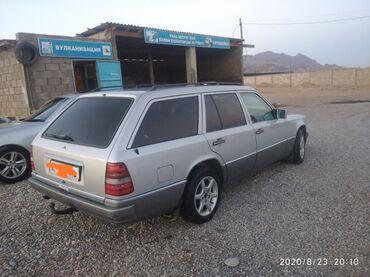 Транспорт - Баткен: Mercedes-Benz W124 2.9 л. 1990   350000 км