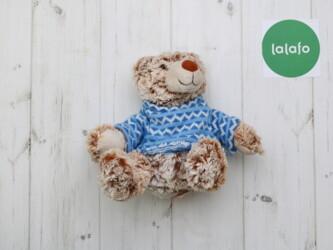 Мягкая игрушка Мишка   Высота: 23 см Материал:100% полиэстер Состояние