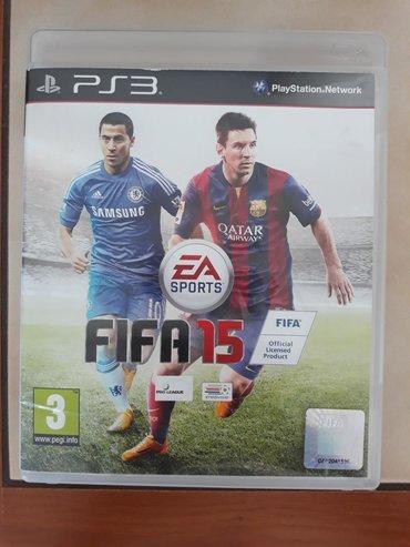 Video igre i konzole | Srbija: FIFA 15 ZA PS3!!!