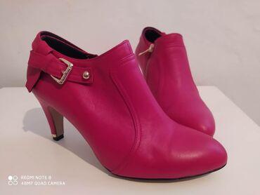 Кожанные обуви Турция