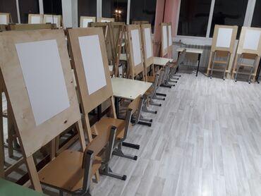 доски fluorescent board в Кыргызстан: Срочно!!! Мольберт для рисования хлопушка. Очень прочный. В отличном