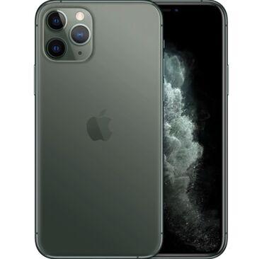 аккумуляторы для ибп luxeon в Кыргызстан: Новый IPhone 11 Pro 64 ГБ Зеленый