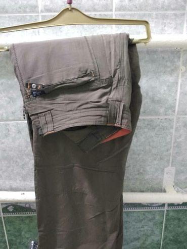 Зимние теплые брюки С начесом, снаружи плащевка! в Бишкек