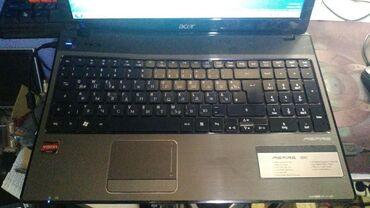 aser в Кыргызстан: Aser Aspire 5551 клавиатура 700сом возможна установка