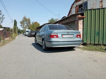 BMW - Лебединовка: BMW 5 series 2.5 л. 2003   230 км