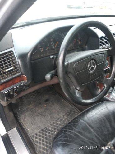 мерседес-бенц-124-кузов в Кыргызстан: Mercedes-Benz S-Class 4.2 л. 1995 | 123456 км