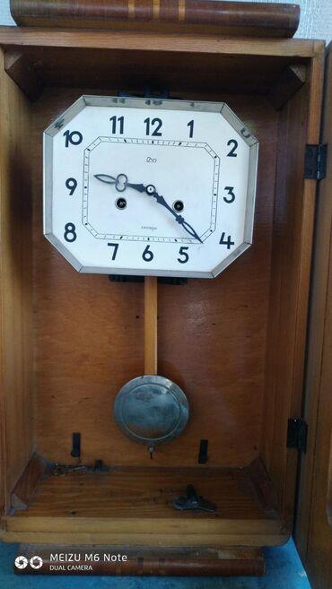 Искусство и коллекционирование в Кыргызстан: Продаю антикварный часы 1966 года ОЧЗ янтарь не рабочие