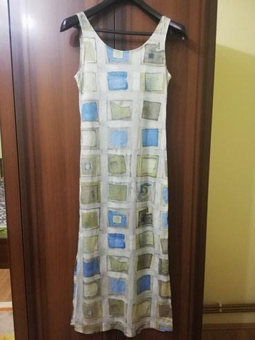 Haljine - Lajkovac: Zenska duga letnja haljina, sa dva slica sa strane Ocuvana